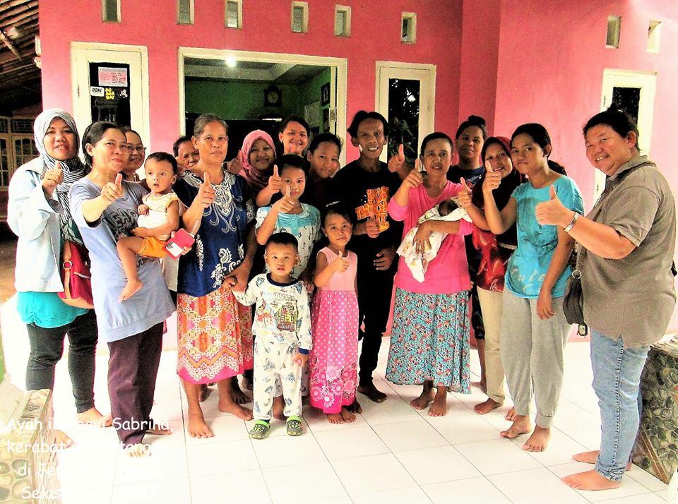 Bersama Warga Kampung Jeprah