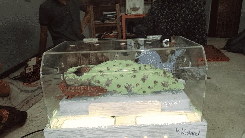Ngabuburit dengan Inkubator