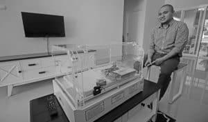 Gotong Royong gotong royong Gotong Royong untuk Bayi Prematur (Koran Memo, 24 Juli 2018) Dimas Riszaldi Agen Relawan Kendiri dan Unit Inkubator Gratis