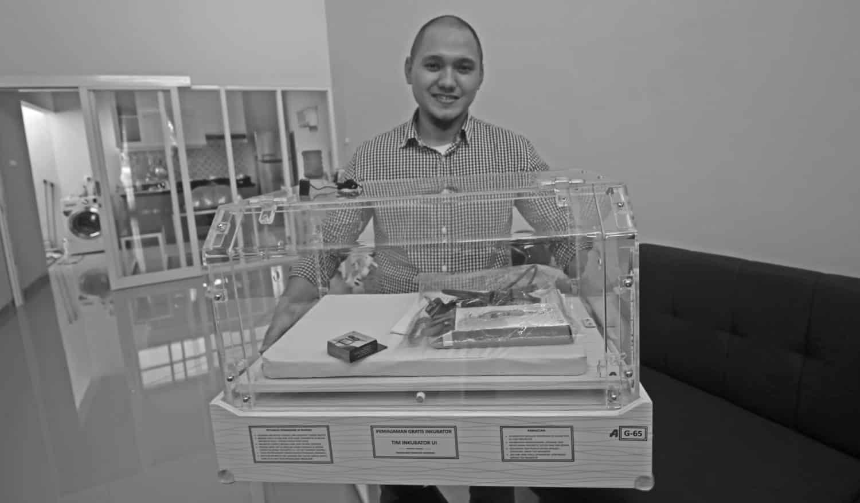 Gotong Royong untuk Bayi Prematur