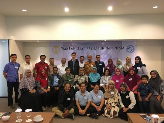 Harmoni dan Sinergi Demi Bayi Indonesia Sehat